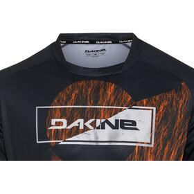 Dakine Thrillium Jersey korte mouwen Heren, team aggy orange